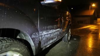 Betrunkene haben am Wochenende gleich mehrere Unfälle auf den Aargauer Strassen verursacht.