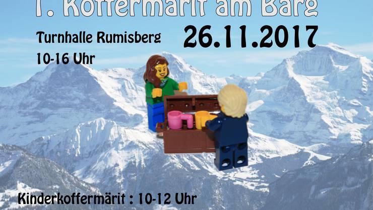 In Rumisberg wird am 26. November 2017 viel kreatives Schaffen präsentiert.