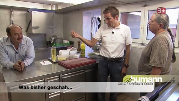 Staffel 07 - Folge 03: Restaurant Pizzeria da Franco