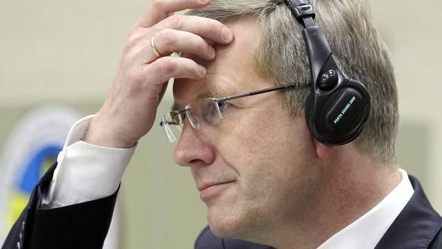 Bundespräsident Christian Wulff: Es besteht Erklärungsbedarf (Archiv)