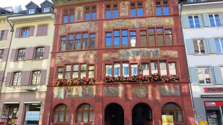 Das Rathaus von Liestal