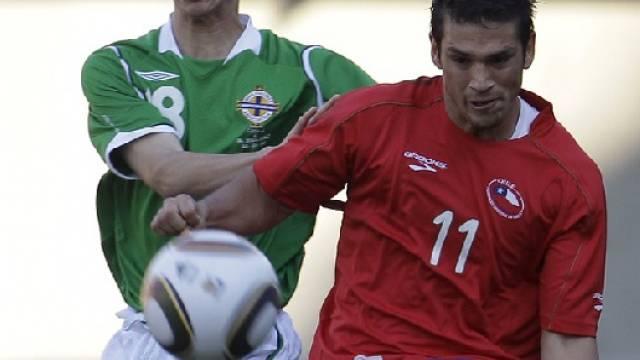 Chile gewinnt Test gegen Nordirland