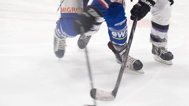 La Chaux-de-Fonds gewinnt gegen die Ticino Rockets in Biasca deutlich (Symbolbild)