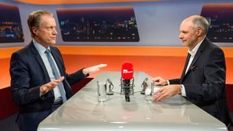 Die besten Momente aus der Sendung TalkTäglich mit dem abtretenden Migros-Chef Herbert Bolliger.