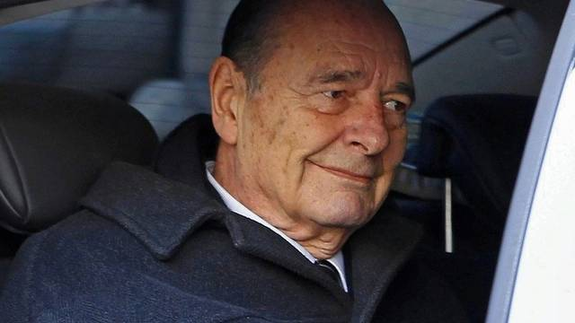 Jacques Chirac (Archiv)