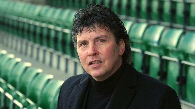 Da war er noch frisch im Geschäft: Andermatt als Trainer von Ulm.