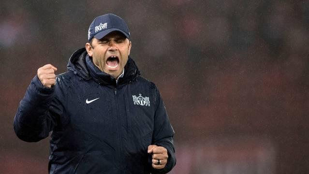 FCZ steigt auf: Das sagt Trainer Forte