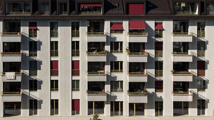 Immer begehrter – und es fehlen immer mehr: Mietwohnungen. (Symbolbild)