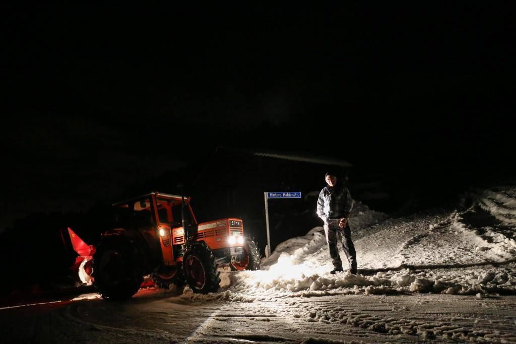 Hemberger Bauern ohne Strom (© Raphael Rohner / FM1Today)