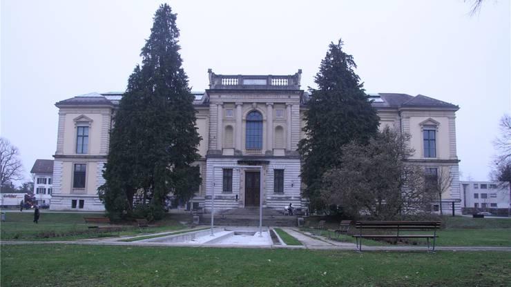 Das Kunstmuseum muss wegen Sanierungsarbeiten vom 7. Januar bis am 4. Mai pausieren.