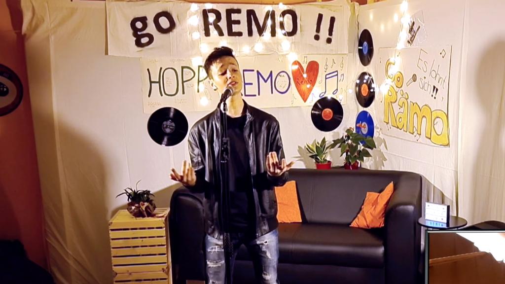 Mit diesem Auftritt gewinnt Remo «The Voice»