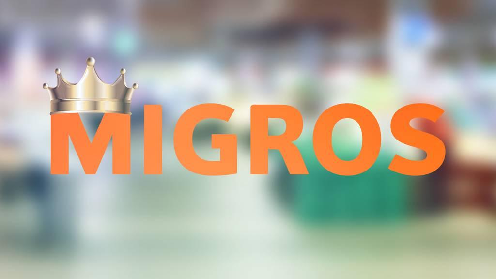 Migros mit Gewinnsprung