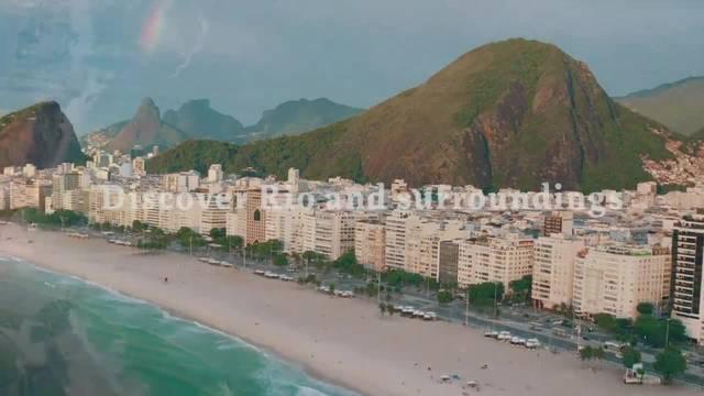 Rio de Janeiro und seine Umgebung