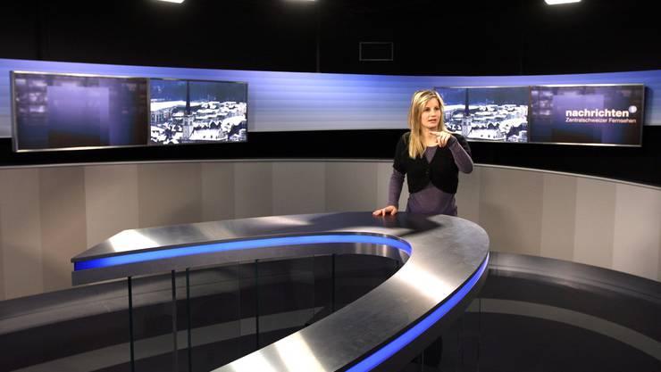 Fabienne Bamert moderiert beim Zentralschweizer Fernsehen Tele 1 seit zehn Jahren verschiedene TV-Formate wie die «Nachrichten», die Sendung «Unterwegs» oder die Übertragungen verschiedener Schwingfeste.