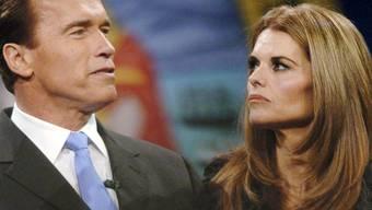 Nach 25 Ehejahren gehen Arnold Schwarzenegger und Maria Shriver getrennte Wege (Archiv)