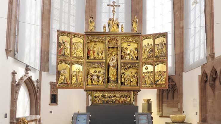 Vielleicht hilft ja Beten aus der Misere, in die das Historische Museum Basel in den sozialen Medien hineinzurutschen droht.