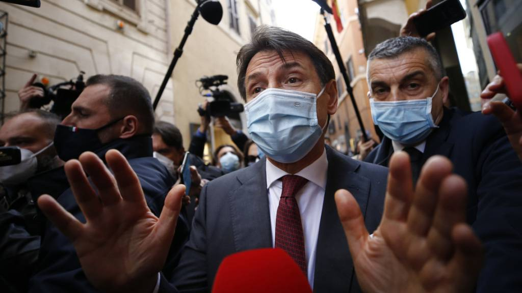 Italiens Ex-Premier Conte vor Rückkehr in die Politik