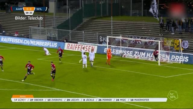 FC Aarau holt sich endlich wieder einen Sieg