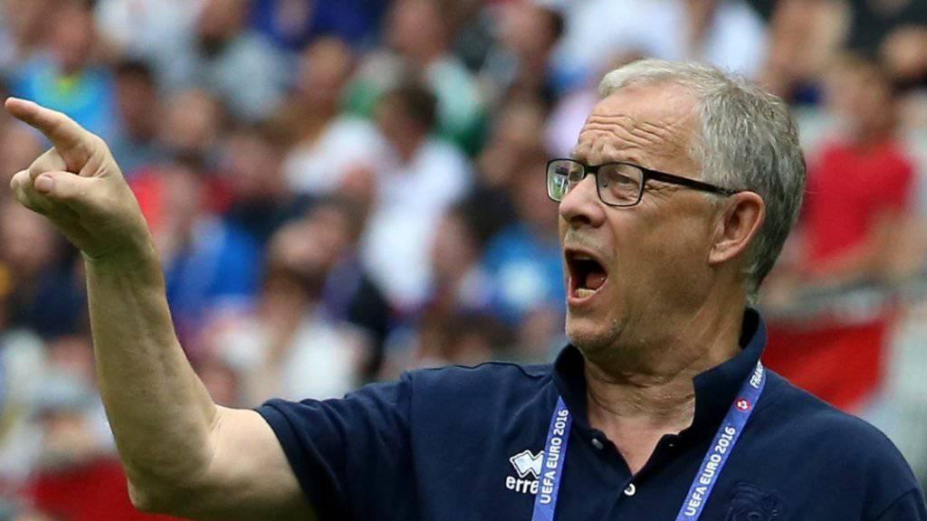 Lars Lagerbäck übernimmt die norwegische Nationalmannschaft