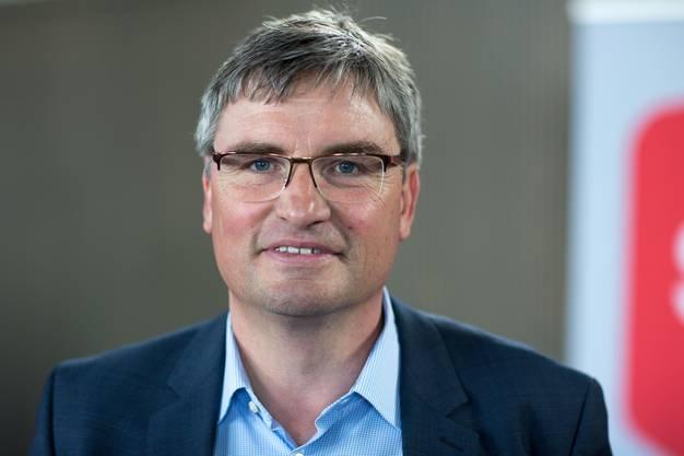 Stefan Hug-Portmann, Gemeindepräsident Biberist