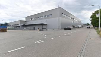 Handelszentrum Industriestrasse West; die Baute beschäftigt seit Jahren die Gerichte.