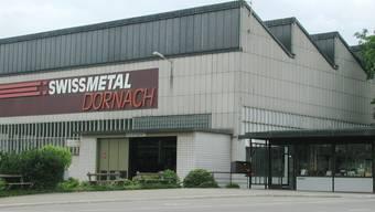 Wegen den ehemaligen Metallwerken muss der Boden in der Region Dornach saniert werden.