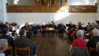Auch anspruchsvolle Kompositionen meisterte das Streichorchester Dietikon souverän.