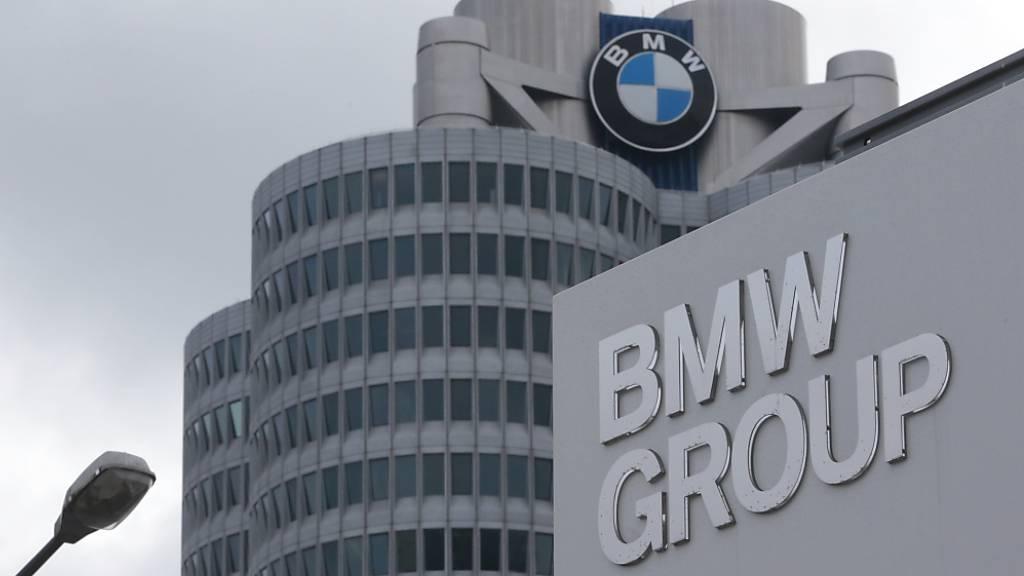 BMW-Absatz zieht zum Jahresende an – mehr Elektroautos