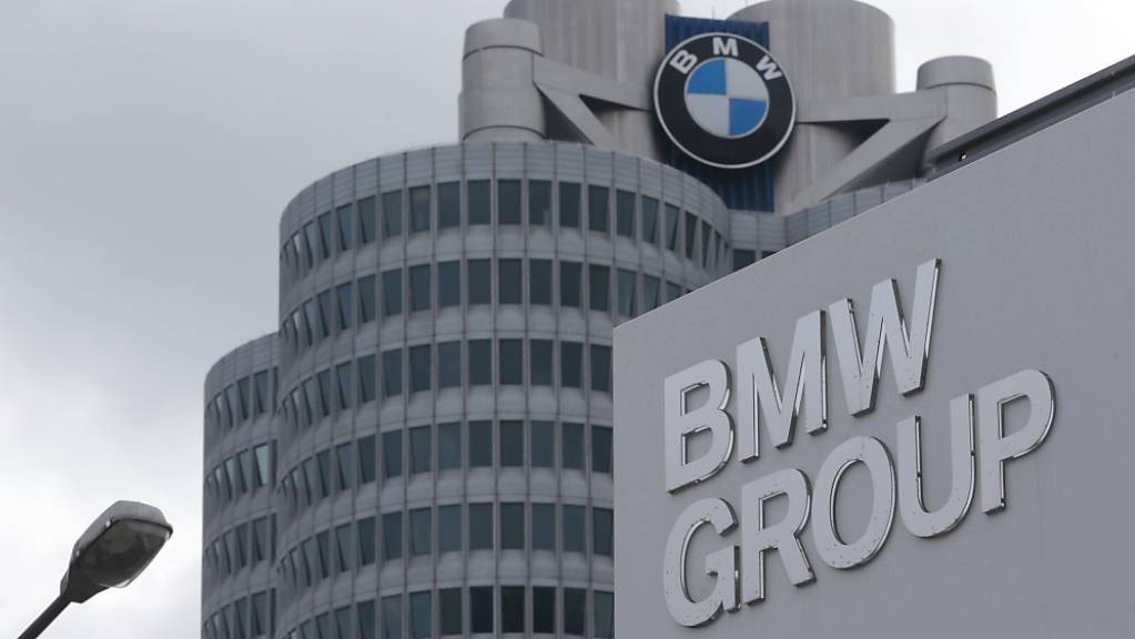 Im Gesamtjahr 2020 sind die BMW-Autoverkäufe um gut 8 Prozent gesunken. (Archivbild)