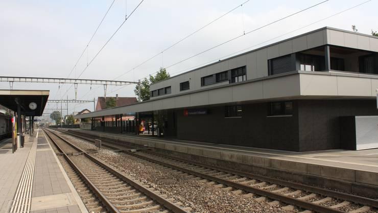 Der Mann wurde beim Bahnhof Frenkendorf überfallen. (Archivbild)