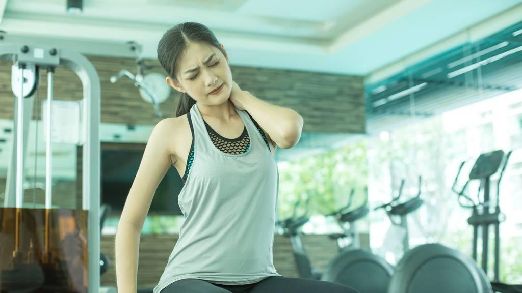 Das hilft gegen den Muskelkater