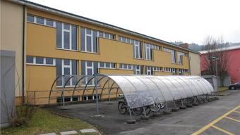 Das Schulhaus Schafisheim, Sitz der Kreisschule Lotten.