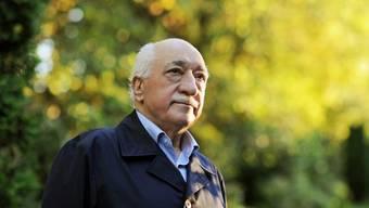 Lebt seit 1999 im US-Exil: Der regierungskritische Prediger Fethullah Gülen, Erzrivale des Präsidenten Recep Tayyip Erdogan (Archiv)