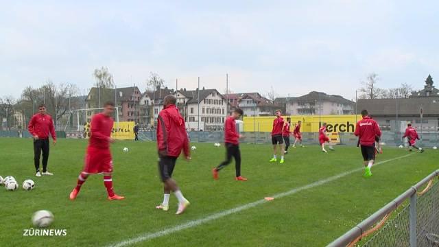 FC Winterthur hat nichts zu verlieren