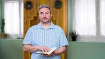 Serafettin Karadeniz, Präsident des islamischen Kulturvereins Rheinfelden: «Wir haben zusammen gegessen und für alle Opfer gebetet.»