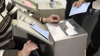 Der erste Wahlgang für die sieben Regierungsratssitze findet am 24. März 2019 statt. (Symbolbild)