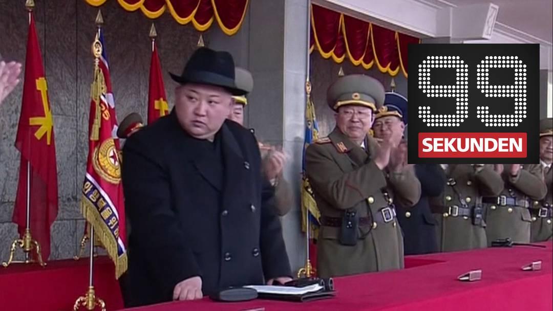 Nordkorea droht den USA - längste Brücke Europas eröffnet - Chewbacca am Filmfest in Cannes