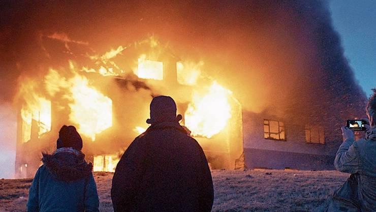 Der ultimative Weihnachtsfilm 2019 kommt aus Island. In «Echo» erzählt Regisseur Rúnar Rúnarsson , wie die Isländer die Feiertage begehen und was sie beschäftigt.