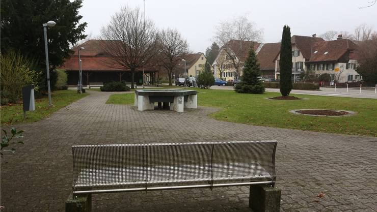 Der «Dr. Walter Pfluger-Platz» soll bald Treffpunkt für Kinder und Familien sein