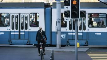 Tram in Zürich. (Symbolbild)