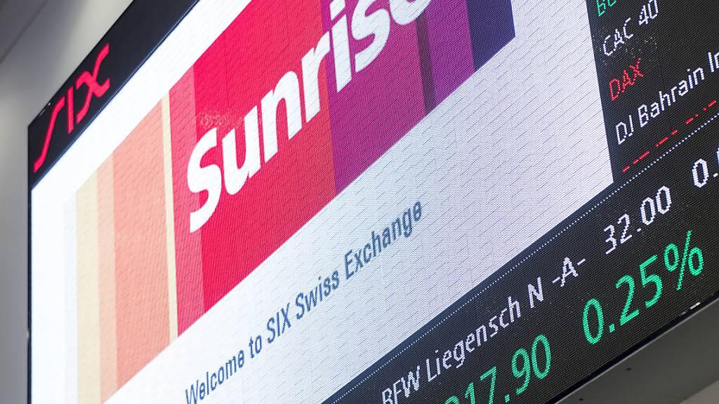 Schweizer Börse bewilligt Dekotierung der Sunrise-Aktien