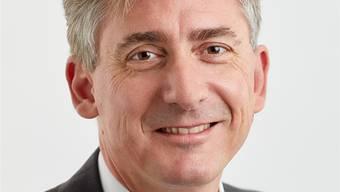 Thomas Schaub Präsident der CVP Muttenz und Gemeinderatskandidat.