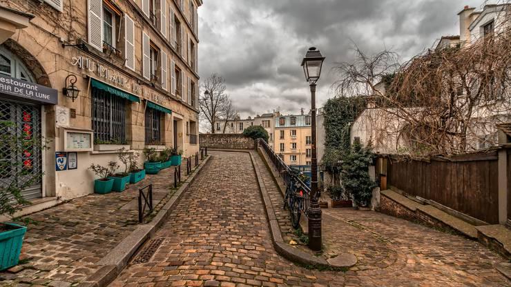 Platz 8: Paris ist fest als eine der schönsten Städte der Welt etabliert