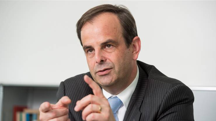 «Wir stehen erst am Anfang der Diskussion mit der Bevölkerung»: Gerhard Pfister, CVP-Präsident.