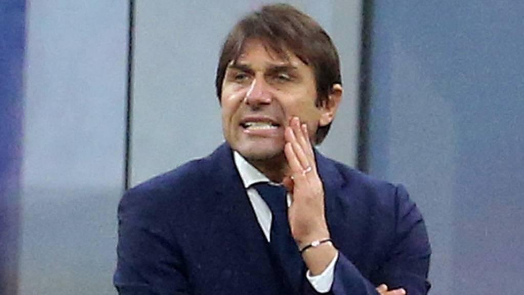 Antonio Conte ist auf Erfolg programmiert - das ist bei Inter Mailand nicht anders