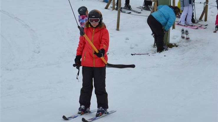 In Herrischried (im Bild) sind die Skipisten geöffnet, und auch auf der Saalhöhe läuft der Skilift dieses Wochenende. SK