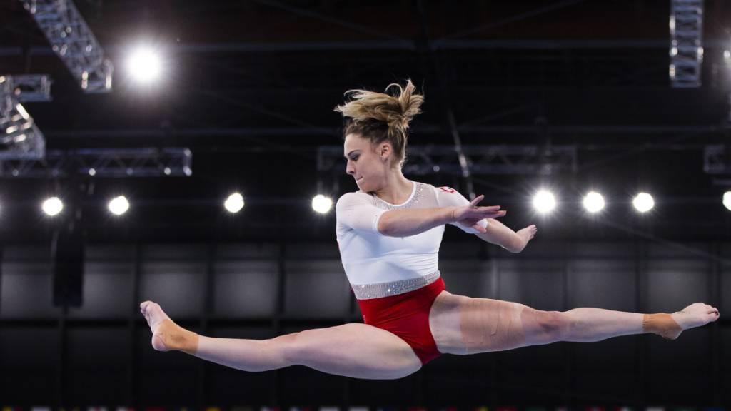 Kein Exploit, aber nochmals ein solider Auftritt: Giulia Steingruber in ihrem vielleicht letzten Olympia-Wettkampf