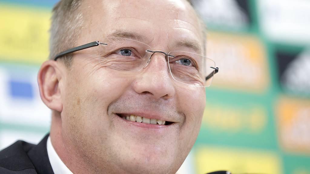 Bickel soll als Sportchef zu GC zurückkehren