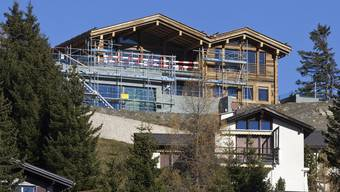 Federers Luxus-Chalet in Valbella: Hag ums Haus erhitzt die Gemüter