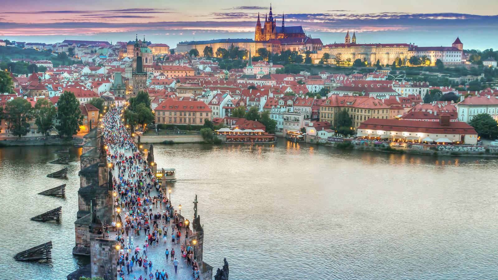 Platz 9: Prag (© Pixabay)